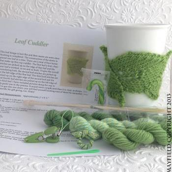 Leaf Knit Kit